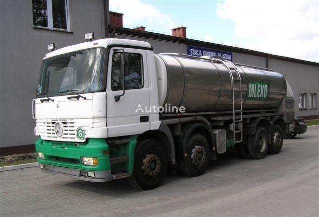 MERCEDES-BENZ ACTROS 3340  melkwagen