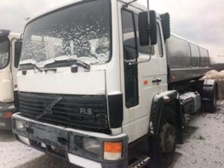 VOLVO FL6 18 melkwagen