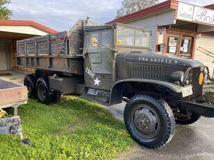 GMC 1942   CCKW 353 with winch militaire voertuigen