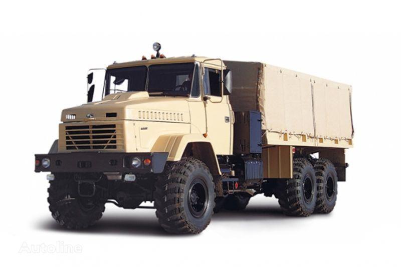 KRAZ 6322 open laadbak truck