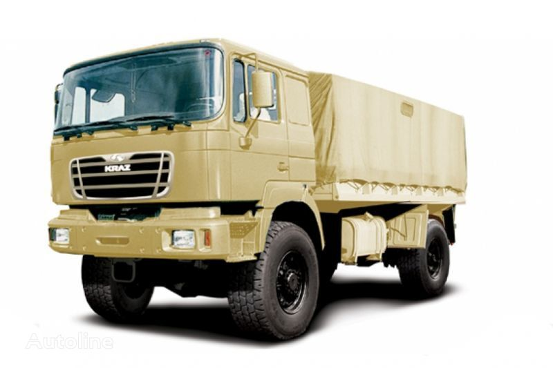 KRAZ V6.2MEH open laadbak truck
