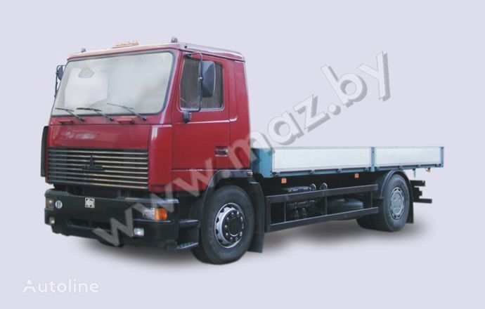 nieuw MAZ 5340 open laadbak truck