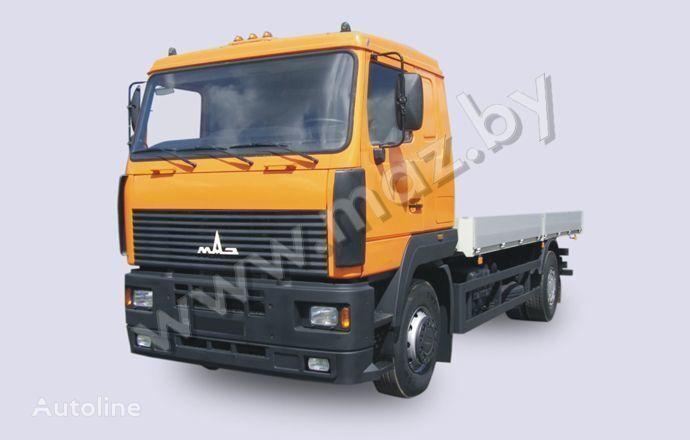 nieuw MAZ 5340 A5 open laadbak truck