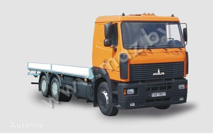 MAZ 6312 A5 open laadbak truck