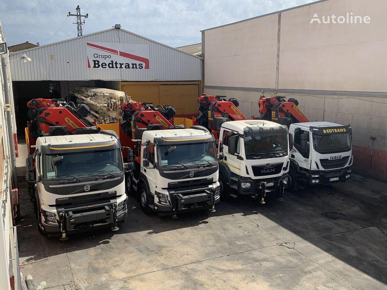 MERCEDES-BENZ AROCS 500 open laadbak truck