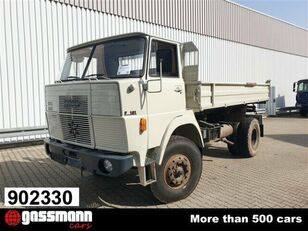 HANOMAG F 161 AK 4x4 F  open laadbak vrachtwagen