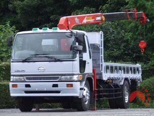 HINO Ranger open laadbak vrachtwagen