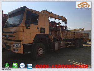 HOWO SQS200 open laadbak vrachtwagen
