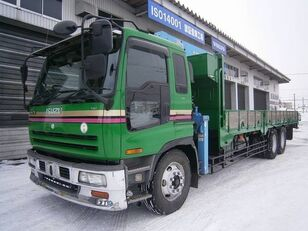 ISUZU Giga open laadbak vrachtwagen