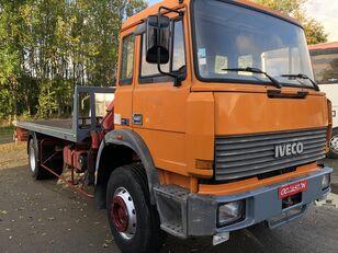 IVECO 190u26 open laadbak vrachtwagen