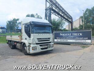 IVECO Stralis 420,EEV,Automat open laadbak vrachtwagen