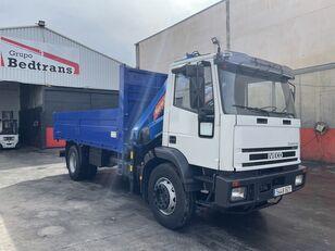 IVECO eurocargo 1828 open laadbak vrachtwagen