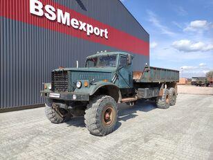 KRAZ 255 B, 6x6 open laadbak vrachtwagen