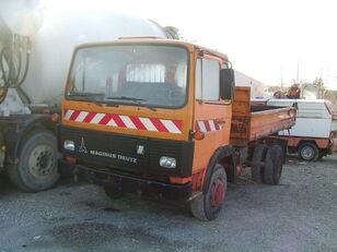 MAGIRUS DEUTZ 130-8--- Inv-Nr.: 0512-05 open laadbak vrachtwagen