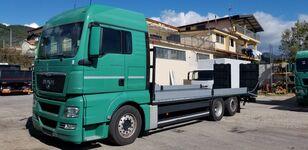 MAN TGX 26.440 open laadbak vrachtwagen
