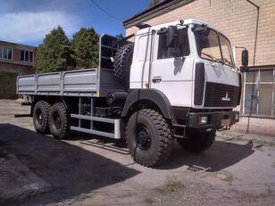 nieuw MAZ 6317F9 open laadbak vrachtwagen