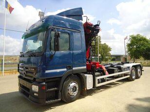 MERCEDES-BENZ ACTROS 25 44 open laadbak vrachtwagen