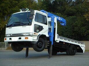 NISSAN UD-Condor open laadbak vrachtwagen