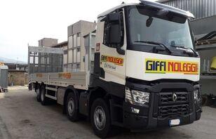 RENAULT C460 open laadbak vrachtwagen