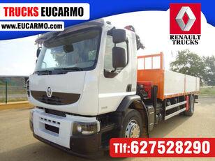 RENAULT MIDLUM 280 DXI open laadbak vrachtwagen