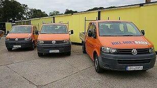 VOLKSWAGEN T5 Pritschenwagen Doka open laadbak vrachtwagen