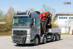 nieuw VOLVO open laadbak vrachtwagen