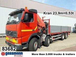 VOLVO FH12-380  open laadbak vrachtwagen