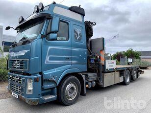 VOLVO  FH12 6X2R Jmnl CHH open laadbak vrachtwagen