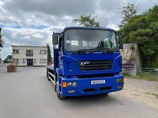 ERF 18 open laadbak vrachtwagen