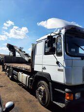 MAN 26.502 D2840LF06 open laadbak vrachtwagen voor onderdelen