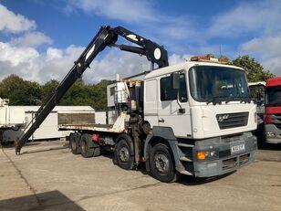 ERF ECS11 platte vrachtwagen