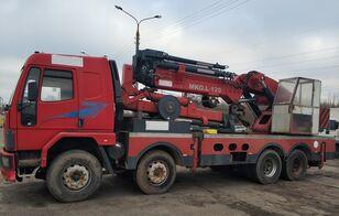 FORD CARGO 3227 platte vrachtwagen