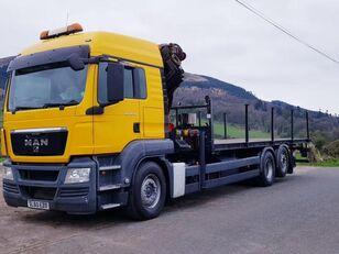 MAN 26-360 platte vrachtwagen