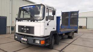 MAN FL 14.192 Euro 1 Winch 15.000kg. platte vrachtwagen