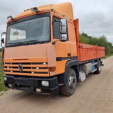 RENAULT R385 platte vrachtwagen