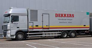DAF Day-old Chick Vehicle pluimveetransport