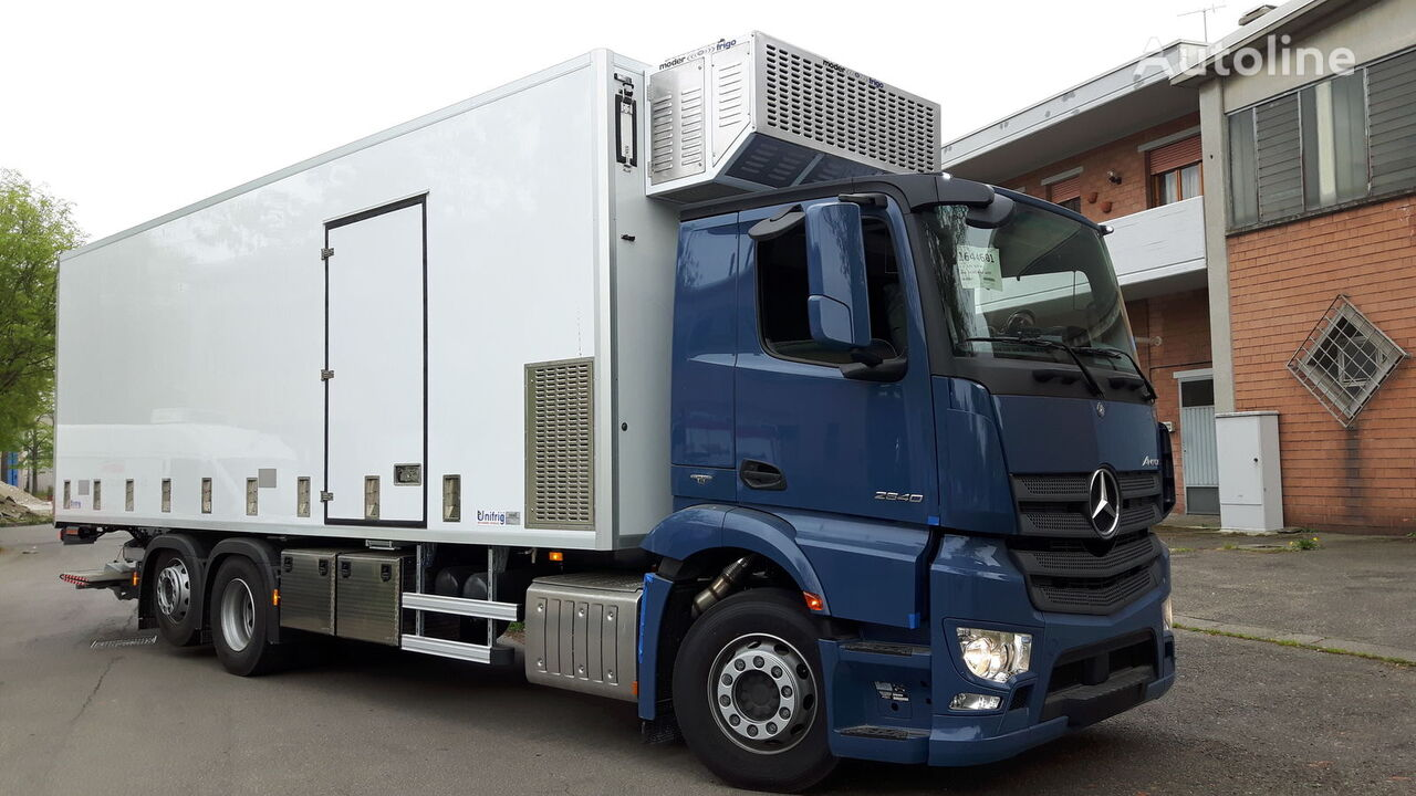 nieuw MERCEDES-BENZ SPECIAL CHIKS TRASPORT VEHICLE-Koeken Aufbau- pluimveetransport