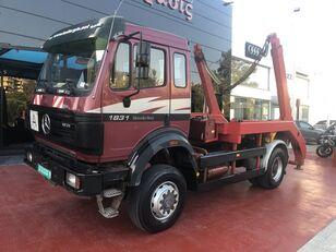 MERCEDES-BENZ SK II 1831 portaalarmsysteem truck