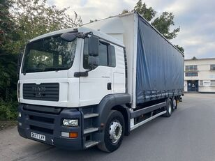 MAN TGA 26.320 schuifzeilen vrachtwagen