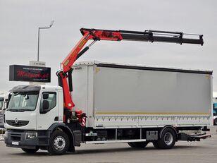 RENAULT LANDER 320 DXI  schuifzeilen vrachtwagen