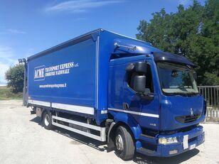 RENAULT MIDLUM 240.115 CENTINATO 6,5 MT + COPRI-SCOPRI schuifzeilen vrachtwagen