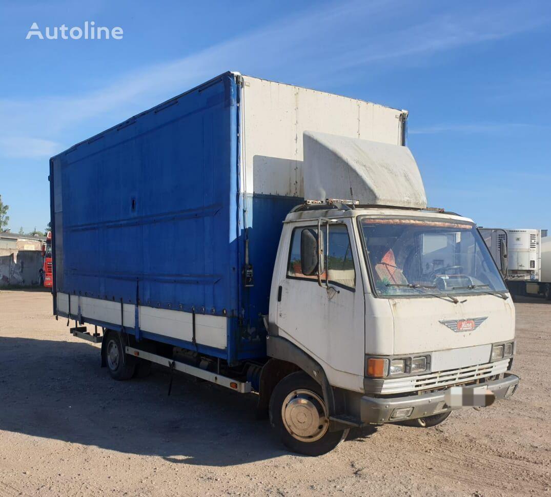 TOYOTA Hino schuifzeilen vrachtwagen