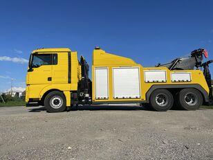 nieuw MAN TGX 33.430 INT-35 takelwagen