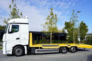MERCEDES-BENZ Actros 2542, E6, 6X2, Low Deck MEGA, New body 2021 takelwagen