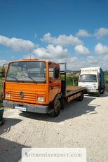 RENAULT Midliner S120 left hand drive electric winch 7.7 ton takelwagen