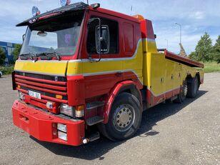SCANIA P113 takelwagen