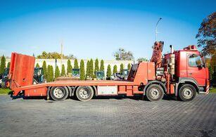 VOLVO FM9 340 8X2 takelwagen
