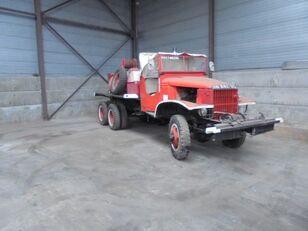 GMC CCKW 353 6X6 tank truck
