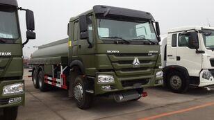 nieuw HOWO 375 tank truck