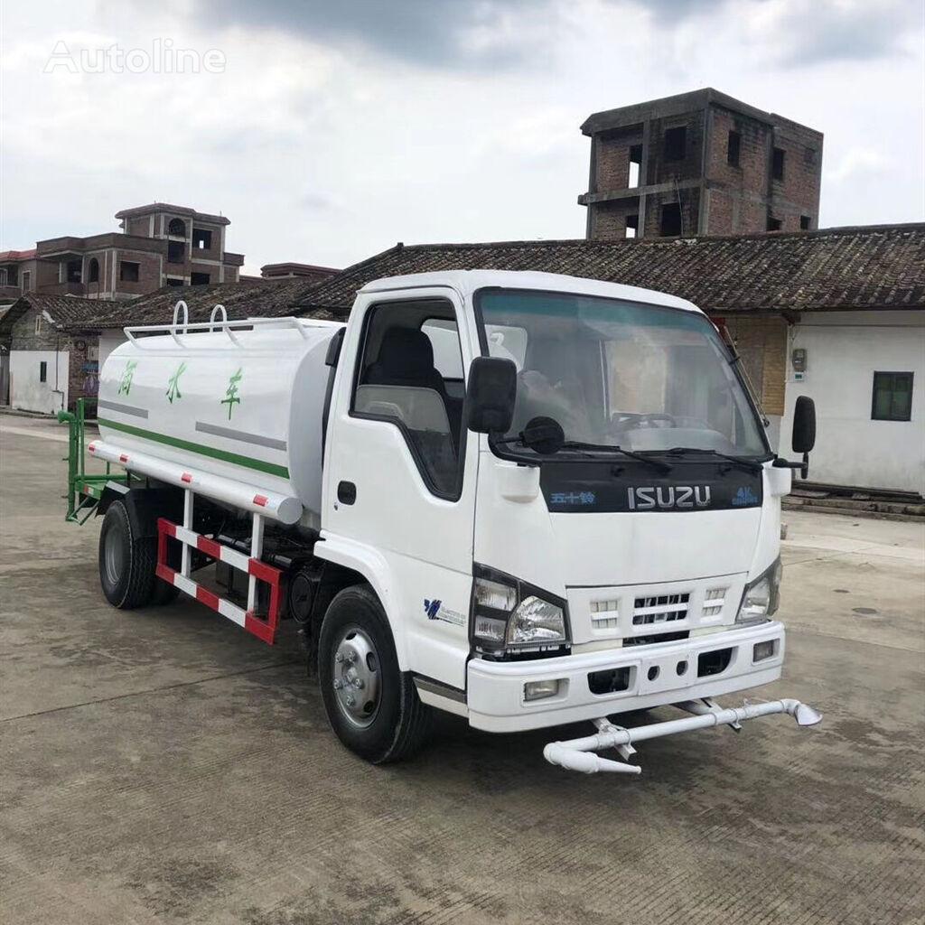 ISUZU tank truck